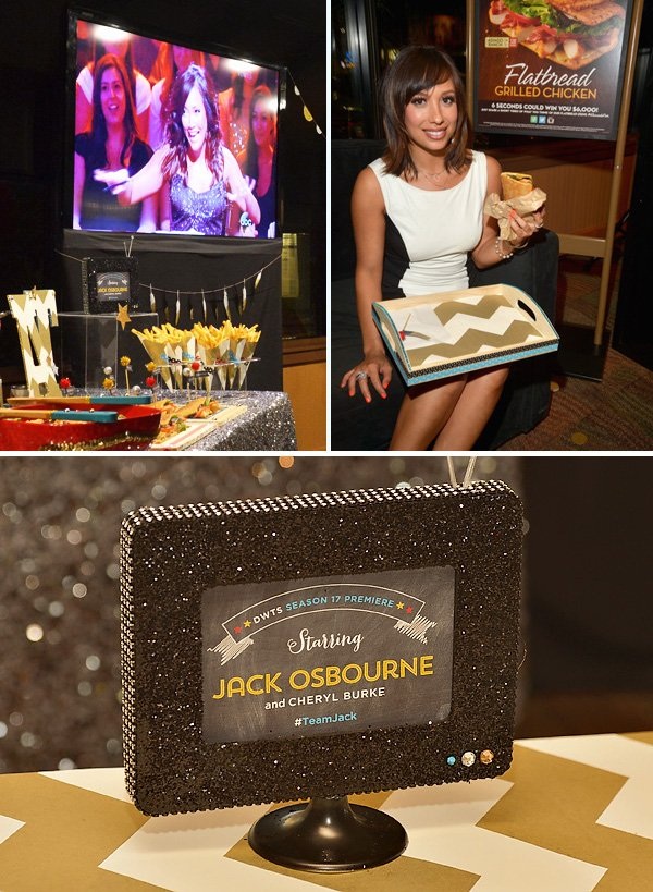 dancing with the stars watch party