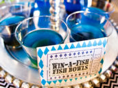 circus party dessert ideas