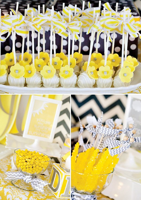 you are my sunshine gender neutral baby shower hostess with the