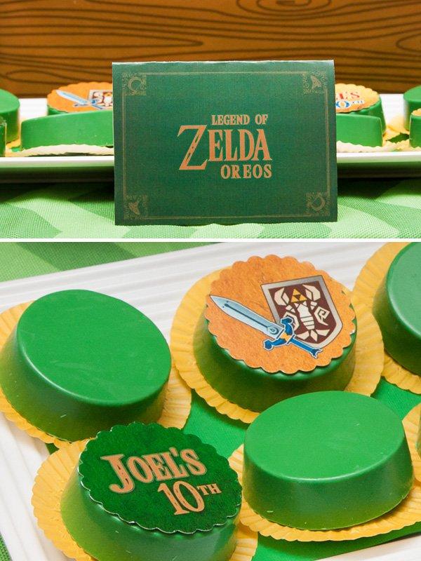 zelda party ideas