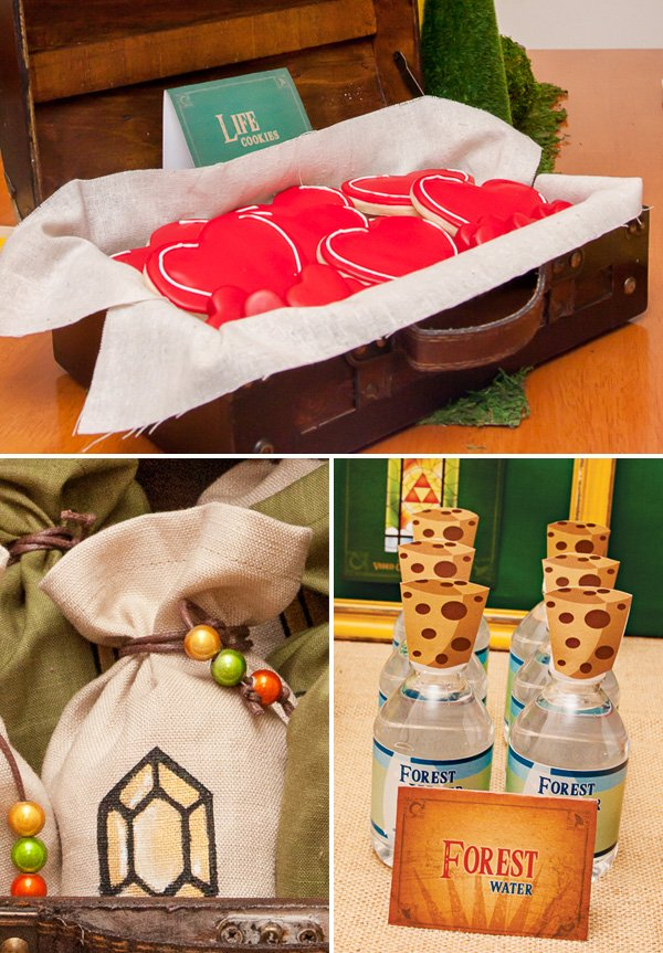 zelda party ideas
