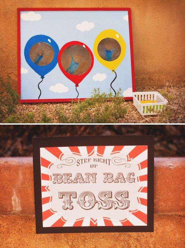 bean bag toss