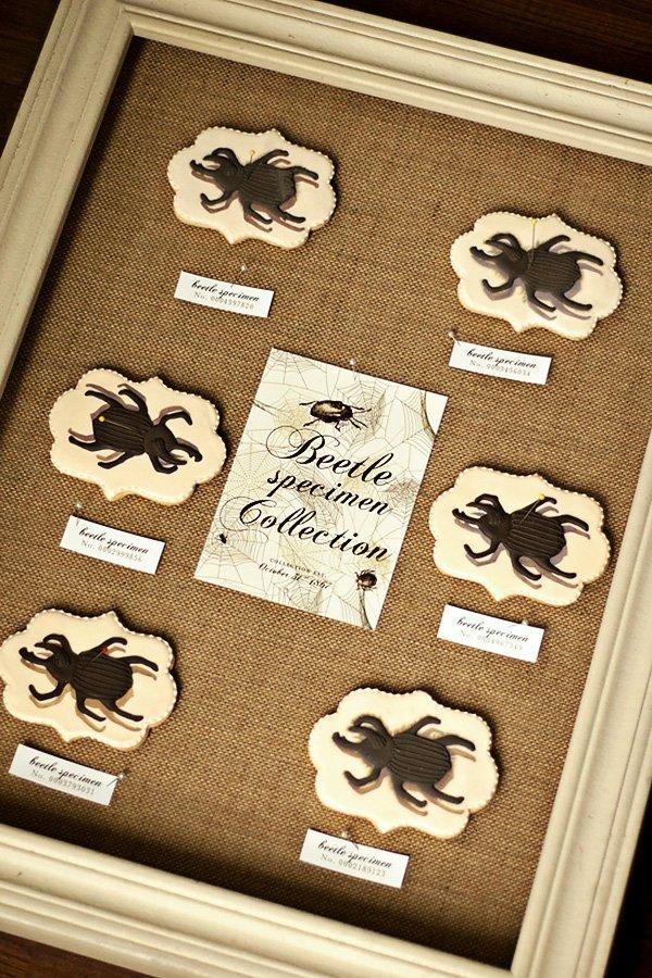 beetle cookies
