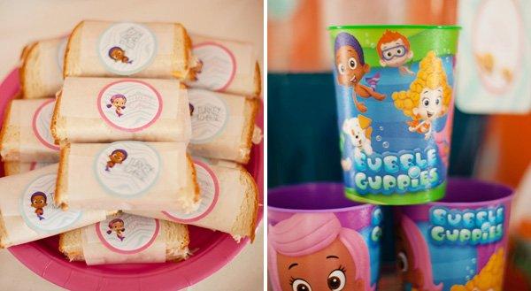 bubble guppie party ideas