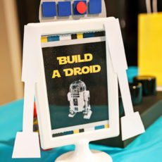 build a driod