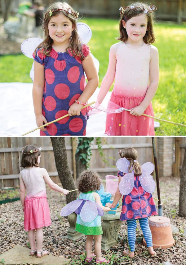 butterfly birthday party costumes