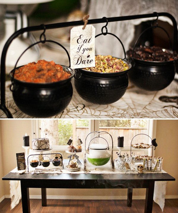cauldron snacks