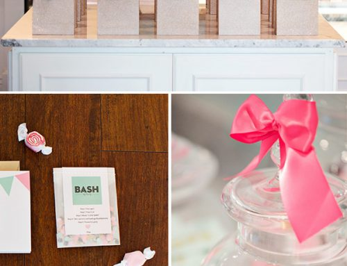 A Cute & Sparkly Company Launch Party {YAY!}