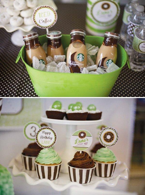 cupcakes for a boys birthday