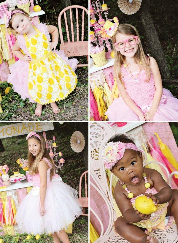 cute lemonade stand models