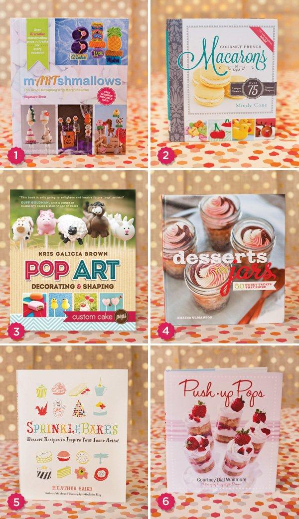 Dessert Books