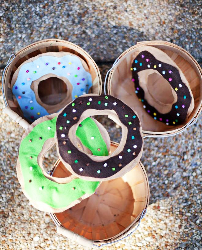donut party game