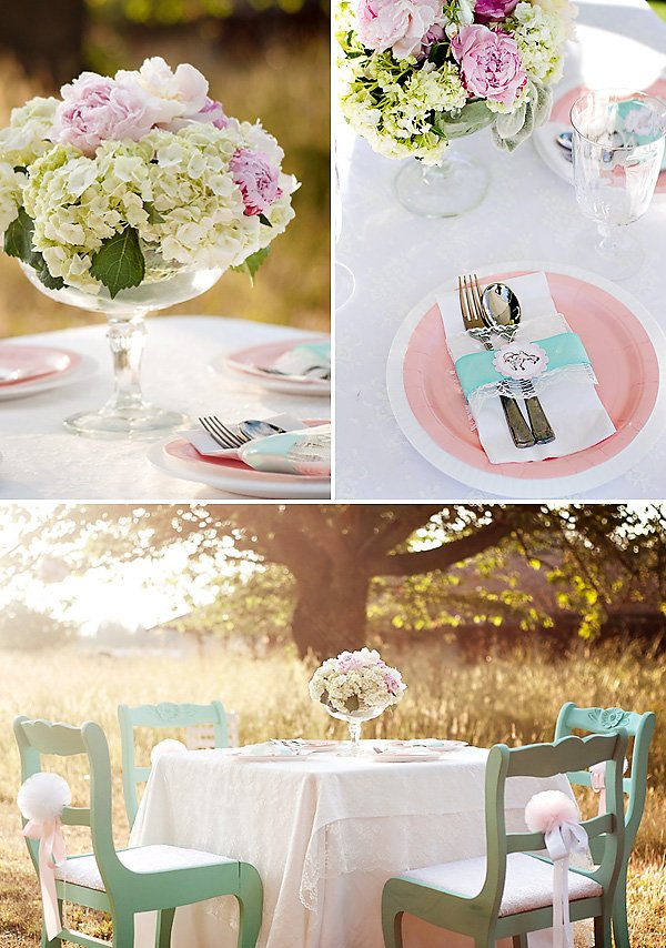 dreamy kids table