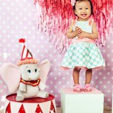 dumbo first birthday