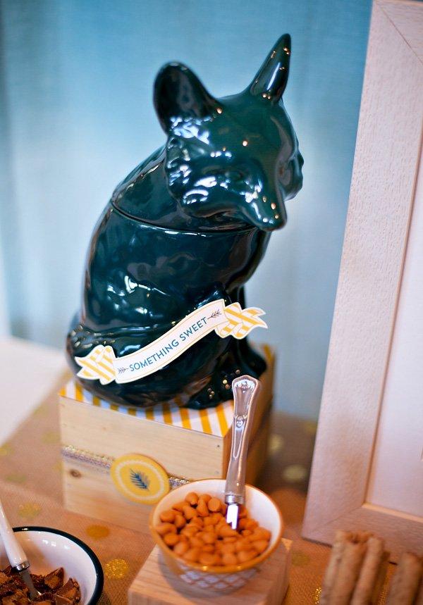 ceramic fox cookie jar - Target