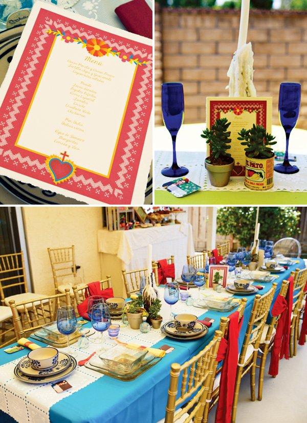 frida kahlo dinner party