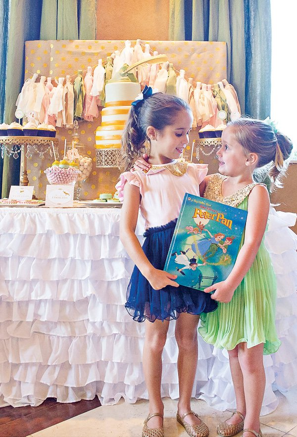 Girly Peter Pan Party Ideas