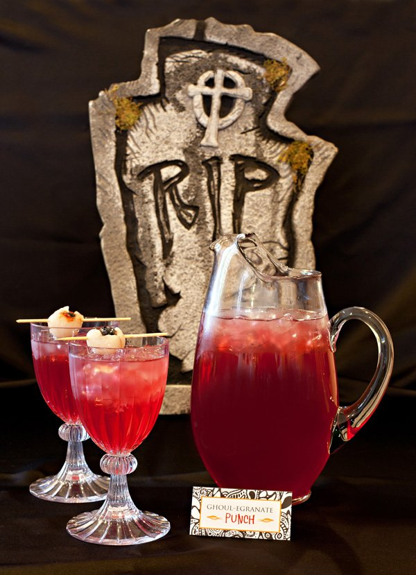 halloween drink recipe