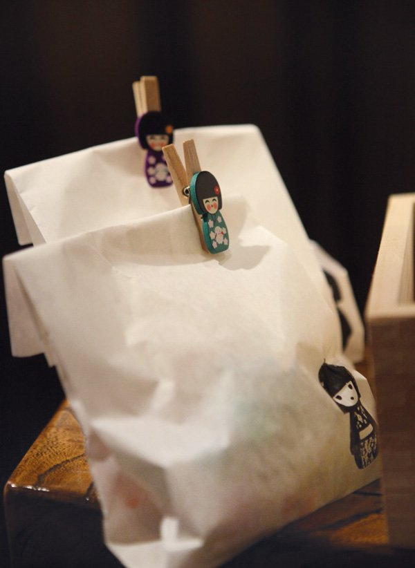 japanese party favors