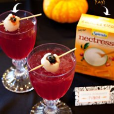 Low Calorie Halloween Drink Recipe