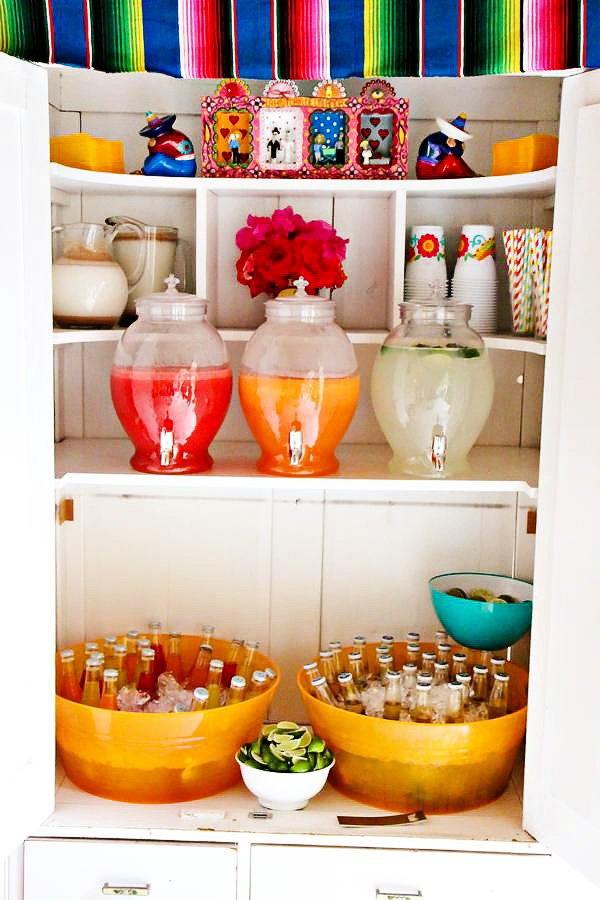 mexican party drinks