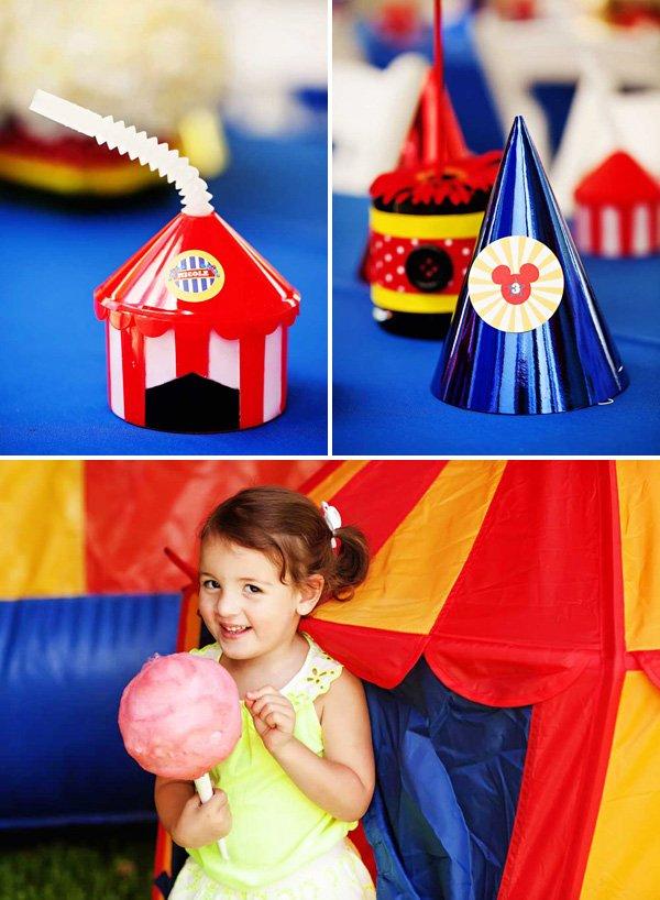 mickey carnival party