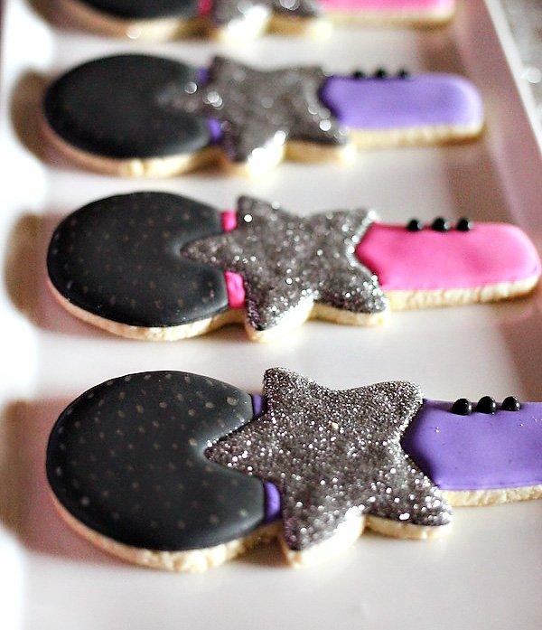 microphone cookies