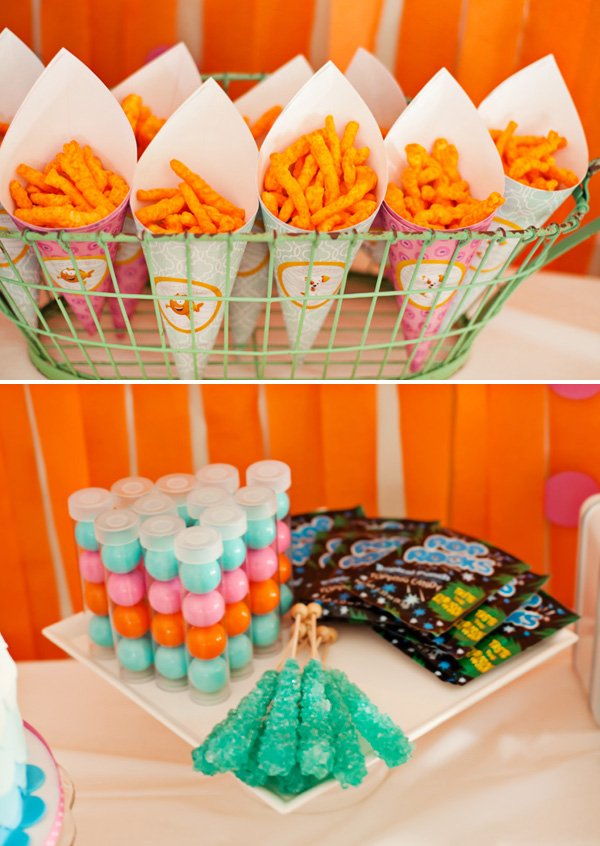 Cheerful Bubble Guppies Party Ideas Hostess With The