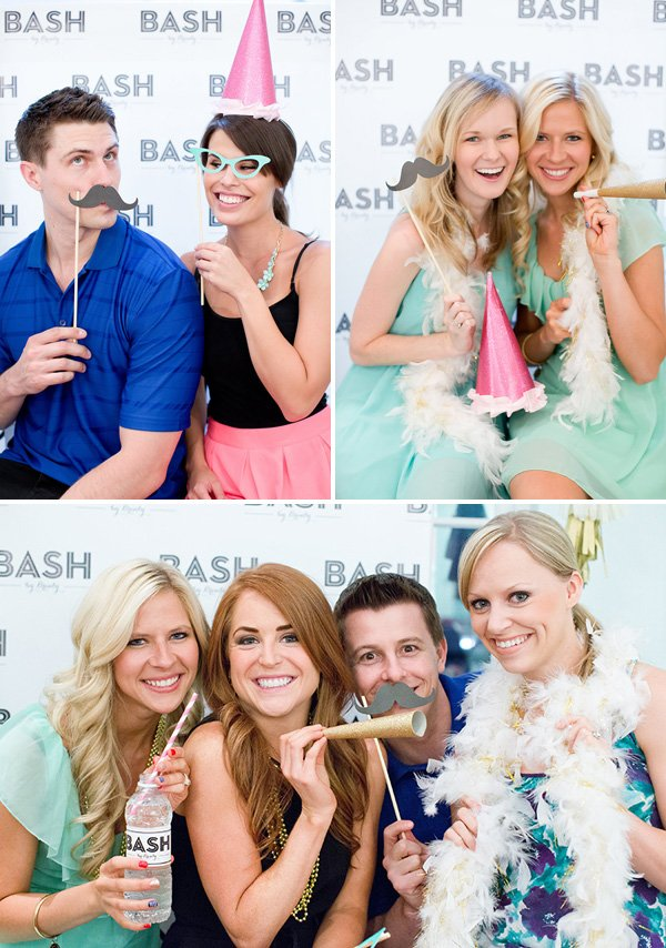 cute company launch party