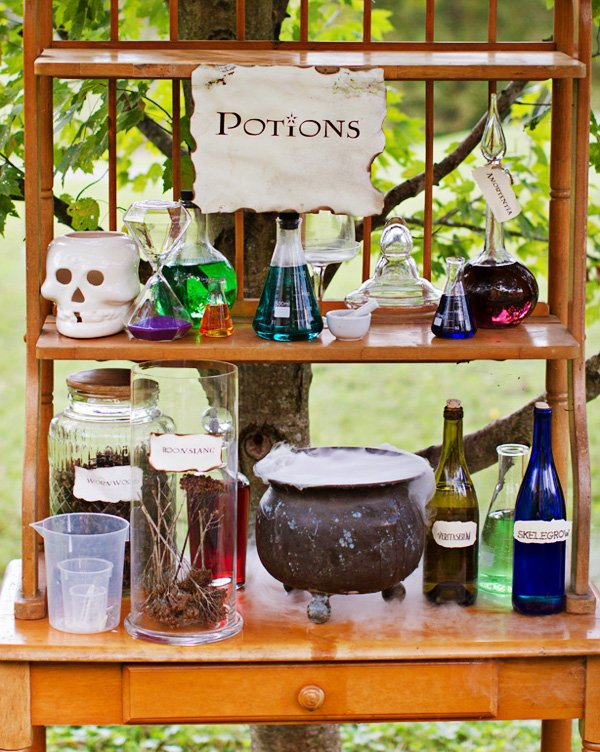 potions ideas