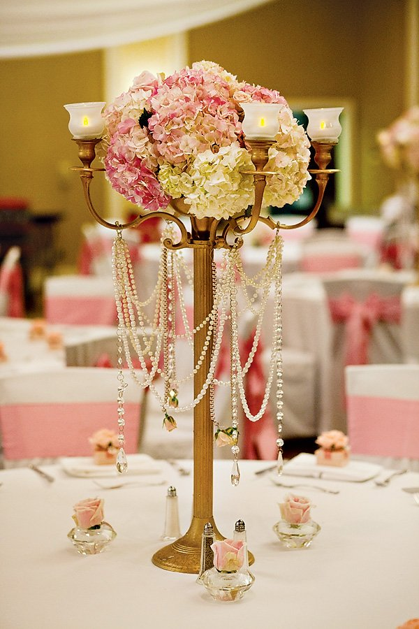 Pink gold royal princess birthday party hostess