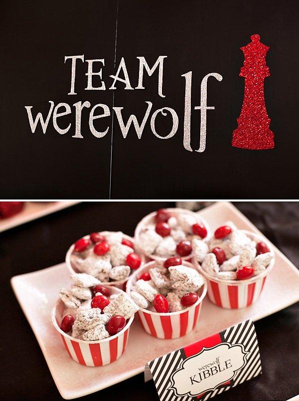 team werewolf