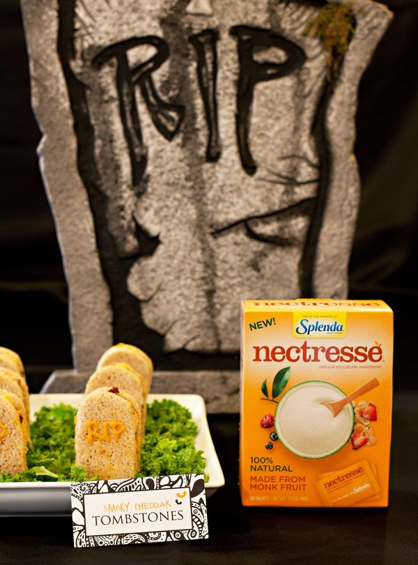 halloween sandwich idea