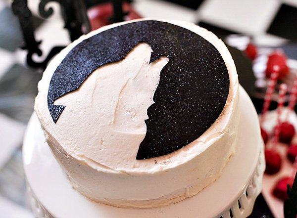 werewolf cake