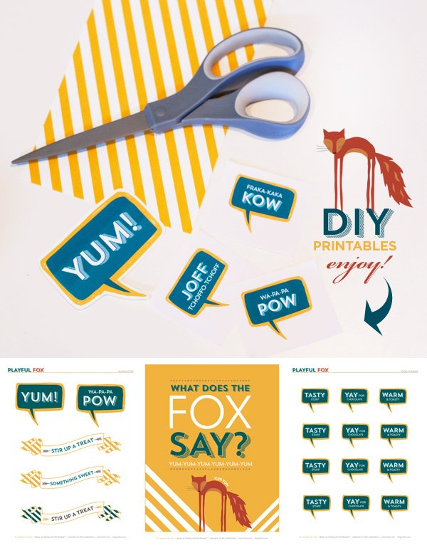 what-does-the-fox-say-free-party-printables