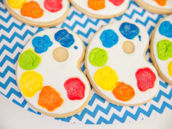 art party cookies