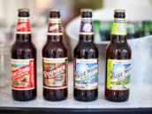 bottled craft beer