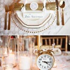 clock new years eve
