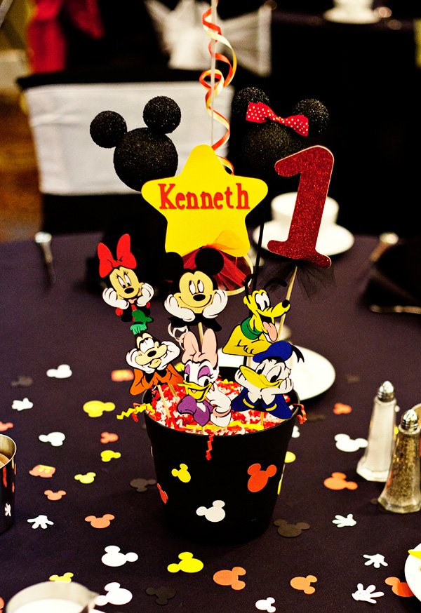 disney centerpiece