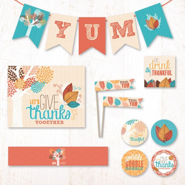 hostess ink grateful tree collection