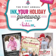 Hostess INK Holiday Giveaway