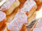 pink eclairs