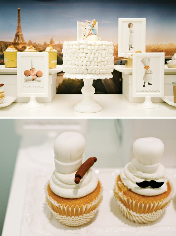 ratatoulli dessert table