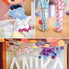 lalaloopsy cute as a button birthday party