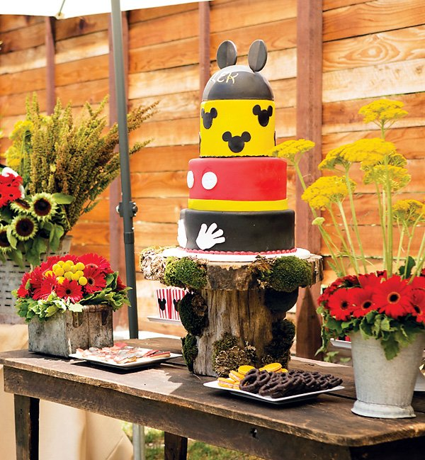 11-rustic-mickey-mouse-cake-and-desserts