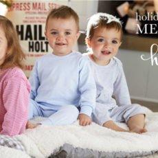Holidays Made Merrier - Pottery Barn Kids & HWTM