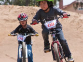 bmx birthday party racing activity