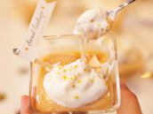 diy low calorie, low sugar butterscotch pudding