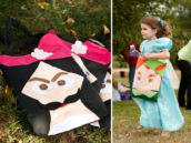 captain hook and peter pan tote bags