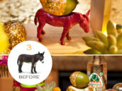 Sparkly Burros for a Glam Fiesta Party